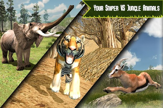 Deer hunting games 2019- Wild Animal shooting 3D