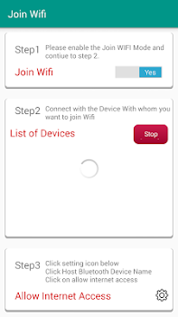 Share WiFi (without Password) - by Backspace Innovation