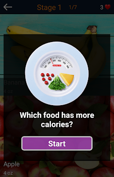 Calorie quiz: Food and drink