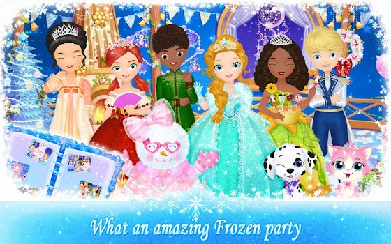 20d2859d342 Princess Libby  Frozen Party - by Libii - Category - 6