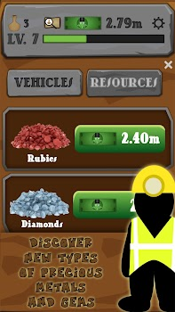 Mining Mountain - Idle Clicker
