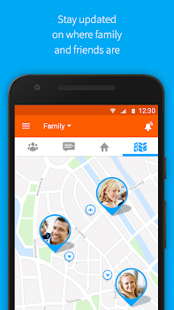 Family Locator & Safety – GPS Tracker