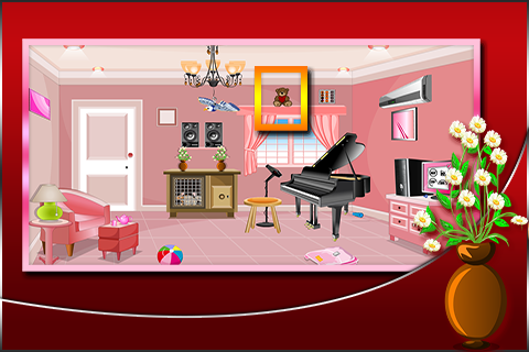 Piano Room Escape - by funny games - Puzzle Games Category - 118 ...