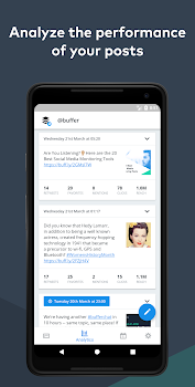 Buffer: Manage Twitter, Facebook, Social Media