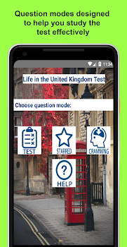 Life in the UK Test 2018