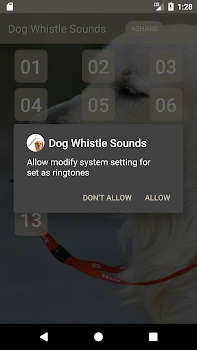 Dog Whistle Sounds