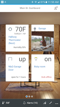 Home Alerts - works with Nest