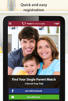 free dating apps for single parents