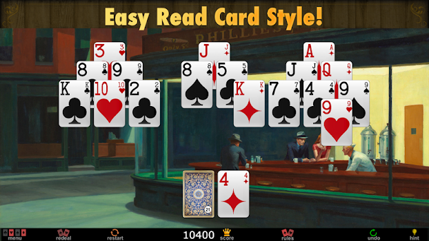 Full Deck Solitaire