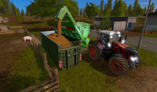 Farming Games: Farming Tractor Simulation 2018