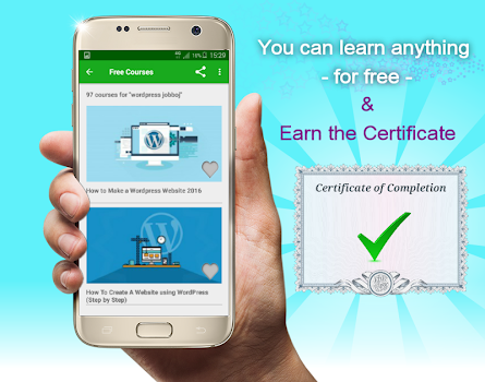 Free Online Courses from Udemy with Certificate