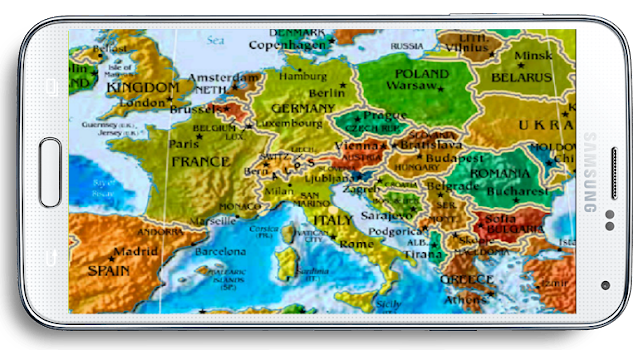 Political world map offline by gagnamstyle travel local political world map offline by gagnamstyle travel local category 71 reviews appgrooves best apps gumiabroncs Gallery