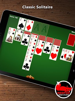 Solitaire Classic - Klondike ! Patience Cards Game