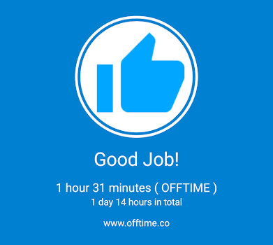 OFFTIME - Distraction Free