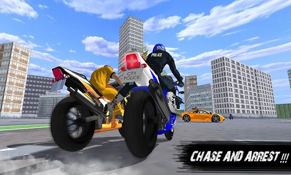 Police Bike Gangster Chase By Vital Games Production Action