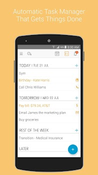 24me: To-Do, Task List & Notes