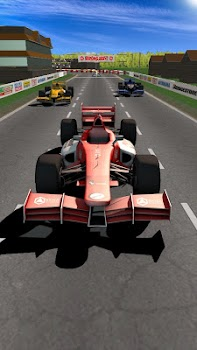 Real Thumb Car Racing; Top Speed Formula Car Games