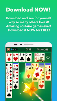 Solitaire Card Games: Classic Solitaire Klondike