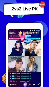 Mico - Stranger Random Chat & Video Live Streaming