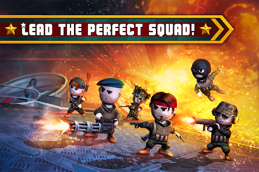 Pocket Troops: The Expendables