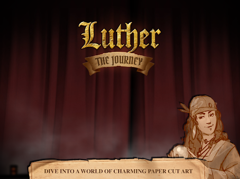 Luther - the Journey: An adventurous escape