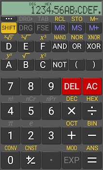 RealCalc Scientific Calculator