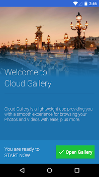Cloud Gallery