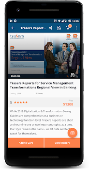 Trasers – Business Transformation Research