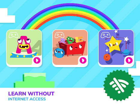 PlayKids - Educational cartoons and games for kids