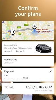 Blacklane - Airport, Hotel & Event Chauffeurs