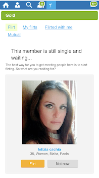 Online dating is for losers
