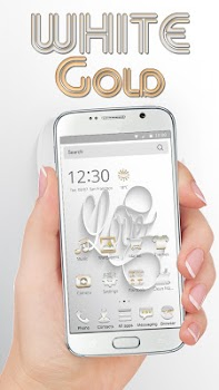 White Gold for Sony Xperia