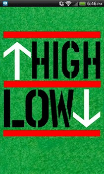 High or Low (drinking game) - by Darzu - Card Games Category