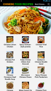 Chinese food recipes by lak1sa 1 app in chinese recipes food chinese food recipes forumfinder Choice Image