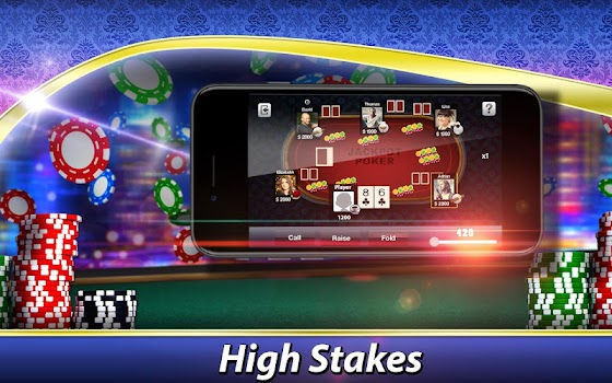 Texas Holdem Poker Trainer - by Game Mavericks - Casino Games