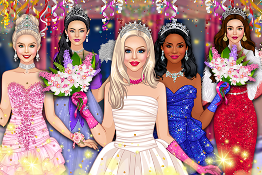 Prom Queen Dress Up - High School Rising Star - by Best Dress Up ...