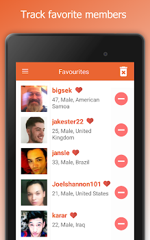 GayCox - Gay Dating, Hookup, Flirt, Chat & Meet Up