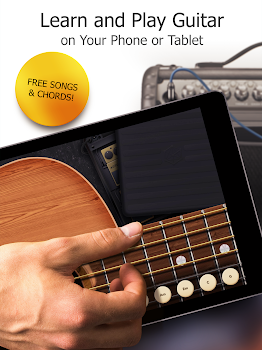 Real Guitar Free - Chords, Tabs & Simulator Games