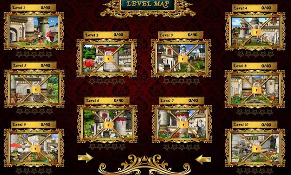 23 Hidden Objects Game Free New Castle of Dreams - by Hidden