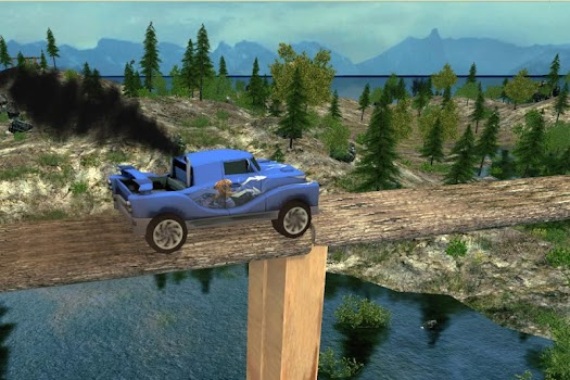 Truck On OffRoad Hills 3D - by Best Free Racing Game - Parking