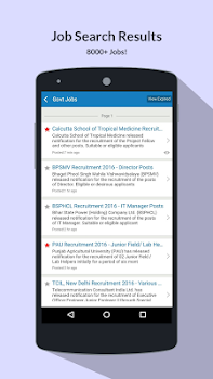 free jobs alerts on mobile