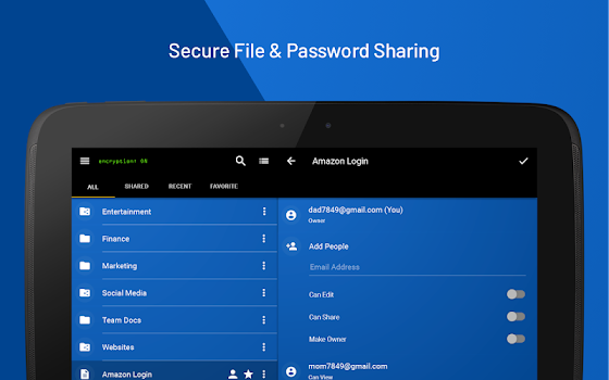 Keeper Password Manager & Secure Vault