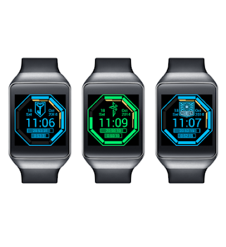 Watch Face for Ingress