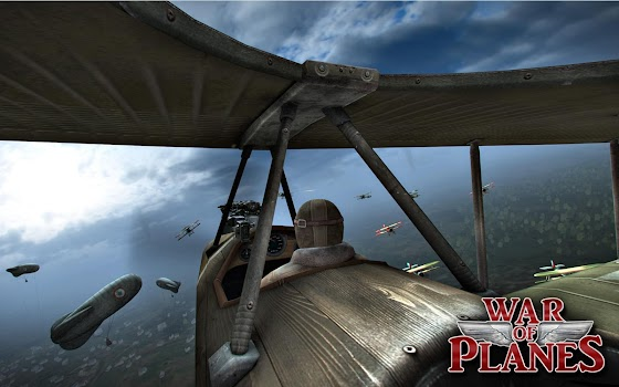 Sky Baron: War of Planes FREE