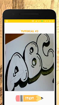 How to Draw Graffiti - Easy Drawing Step by Step