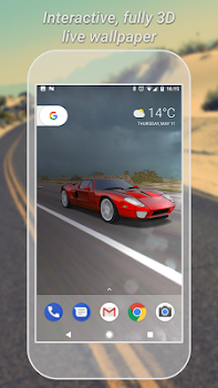 3d Car Live Wallpaper Free By Oleksandr Popov Personalization