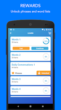 Learn German Words,Verbs,Articles with Flashcards