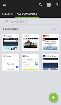 Bookmark Thumbnails & Folders