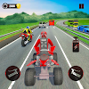 ATV Traffic Rider 2019: Quad Bike & Kart