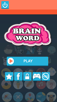 Brain Word Search